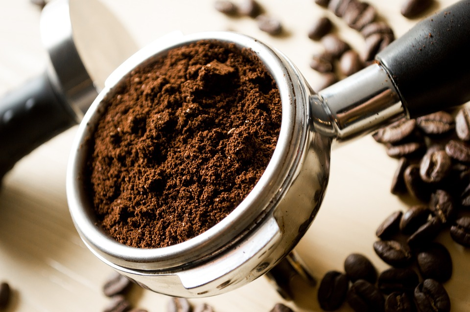 קפה טחון טרי